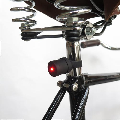 Palomar Lucetta Magnetic Unisex Bike Lights - Anthracite