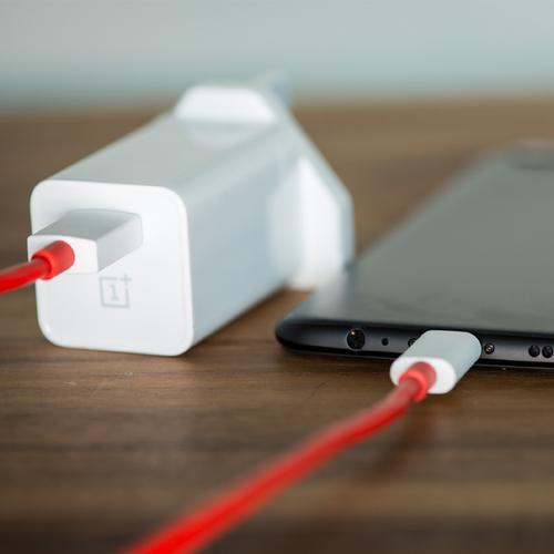 OnePlus Dash USB-C Flat Data Charging Cable - 1M