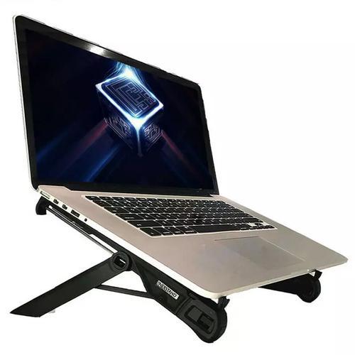 Nexstand K7 Foldable Carbon Fibre Reinforced Laptop Stand - Black