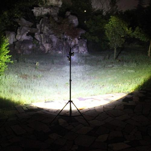 oneo Flashlight Long Range LED Torch with SOS