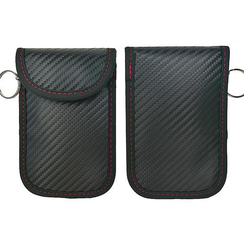 oneo Drive RFID Car Key Signal Blocker Pouch - 2 Pack