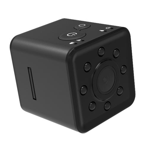 Tiny / Mighty Waterproof Mini DV Full HD Camera - Black