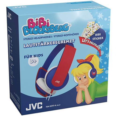 JVC Tinyphones Headphones - Blue