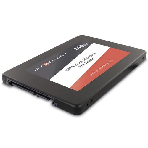 "MyMemory 240GB P5 Series SATA II 2.5"" SSD Drive"