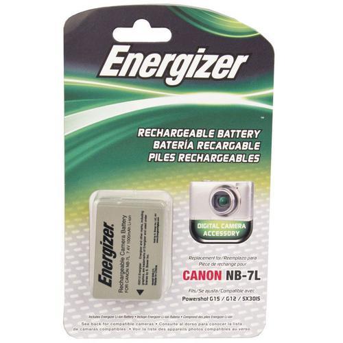 Energizer Canon NB-7L Battery