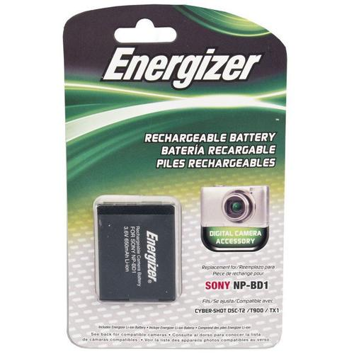 Energizer Sony NP-BD1 Battery