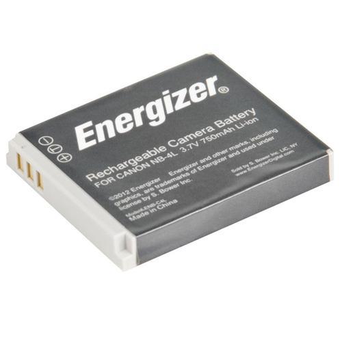 Energizer Canon NB-4L Battery