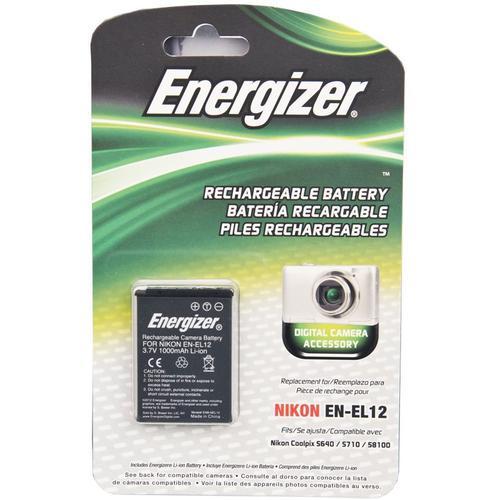 Energizer Nikon EN-EL12 Battery