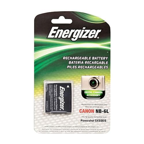 Energizer Canon NB-6L Battery