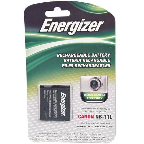 Energizer Canon NB-11L Battery