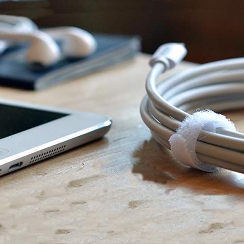 Kero Lasso Lightning to USB Data Charging Cable 3M - White