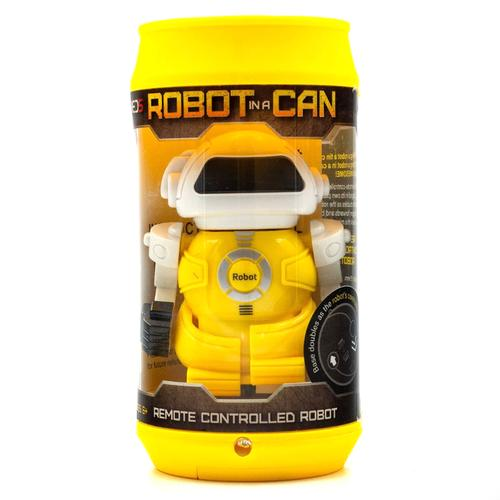 The Source Robot in a Can Remote Controlled Robot
