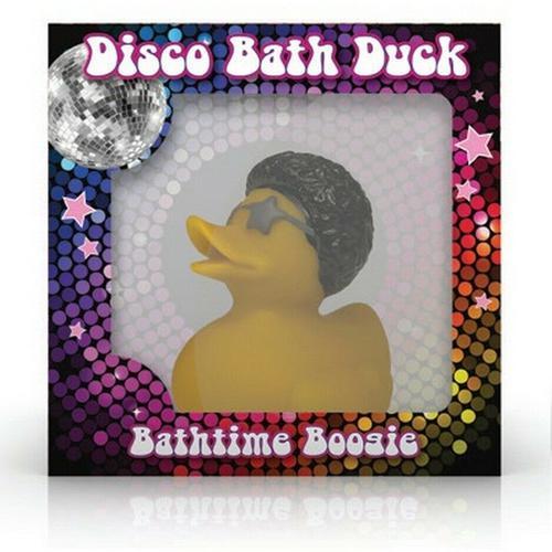 Light Up LED Disco Bath Duck