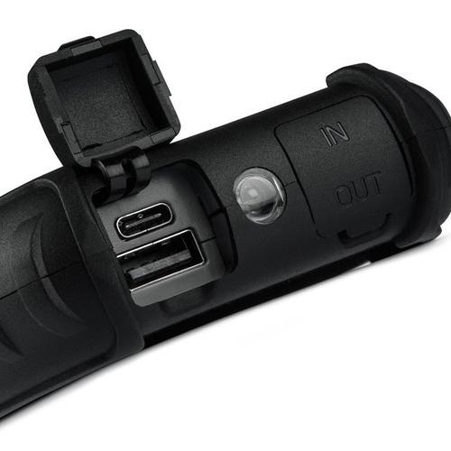 Veho Pebble Endurance 15,000mAh Portable Water Resistant Power Bank with Dual USB Ports + USB-C