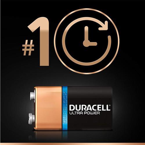 Duracell Ultra Power 9V Battery