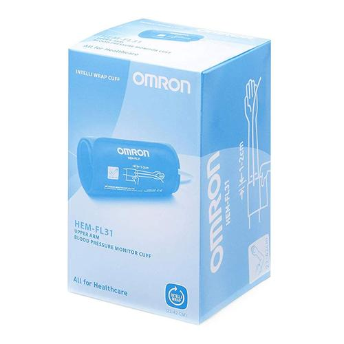 Omron Intelli Wrap Upper Arm Replacement Cuff - 22-42 CM