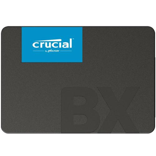 "Crucial 240GB BX500 Internal 2.5"" SATASSD Drive - 540MB/s"
