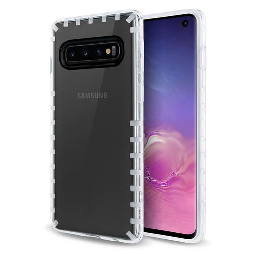 oneo VISION Samsung Galaxy S10 Transparent Case - Clear
