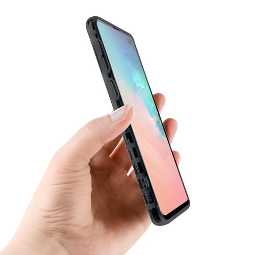 oneo VISION Samsung Galaxy Note 10 Transparent Case - Dark Grey