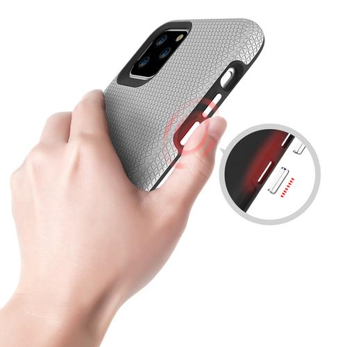 oneo FUSION iPhone 11 Case - Silver