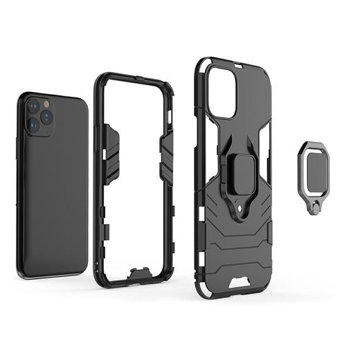 oneo ARMOUR Grip iPhone 11 Protective Case - Black