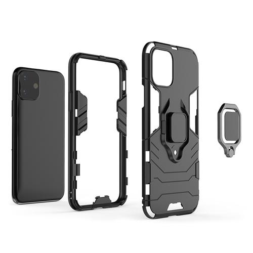oneo ARMOUR Grip iPhone 11 Pro Protective Case - Black