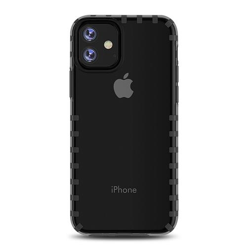 oneo VISION iPhone 11 Pro Transparent Case - Dark Grey