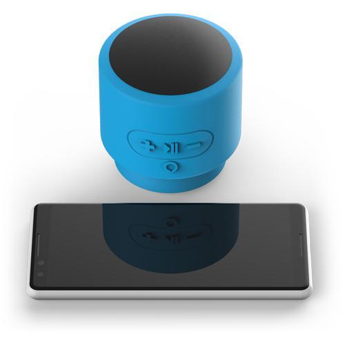 AddOn Apollo Alexa Enabled Wireless Bluetooth Speaker - Turquoise