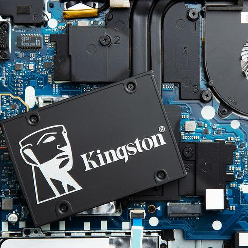 Kingston 1TB KC600 SSD Drive - 550MB/s