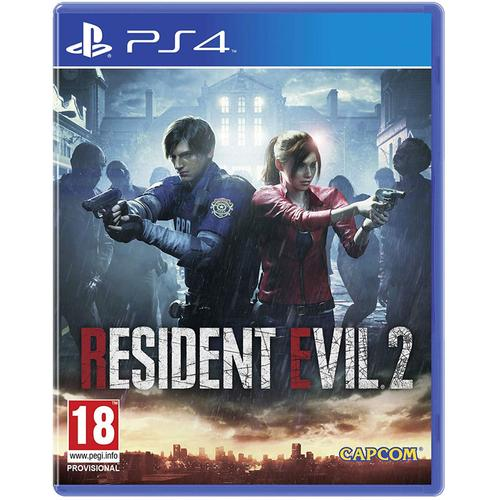 Resident Evil 2 (Remake) (Sony PS4)
