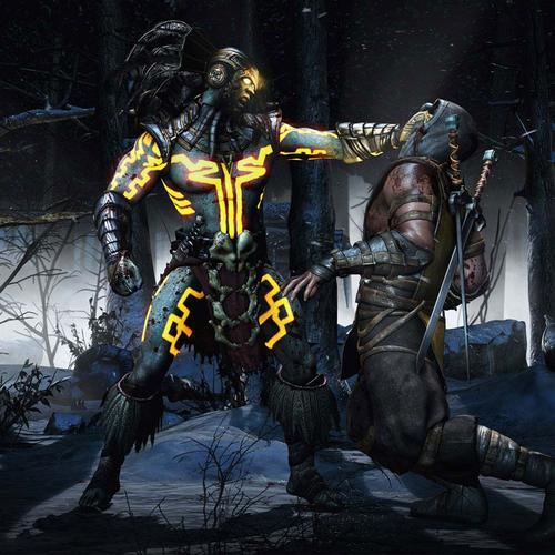 Mortal Kombat X - PlayStation Hits (Sony PS4)