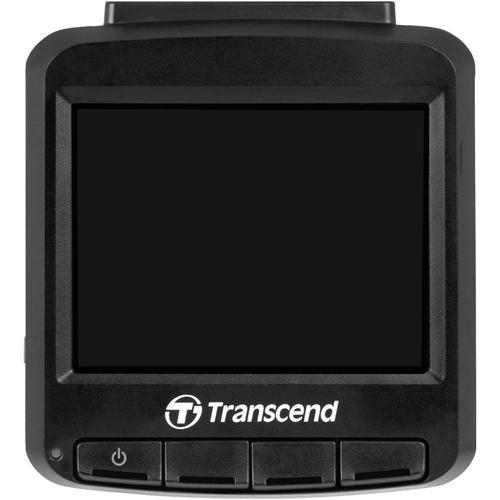 Transcend DrivePro 110 1080p Car Dash Camera + 32GB Micro SD Card (Suction Mount)