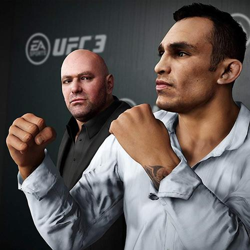 UFC 3 (Sony PS4)