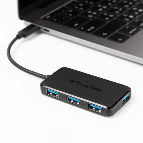 Transcend 4-Port USB-C to USB 3.1 Hub