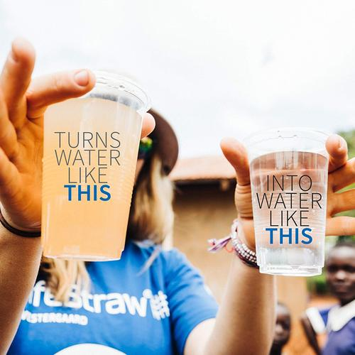 LifeStraw Personal Water Filter - Green