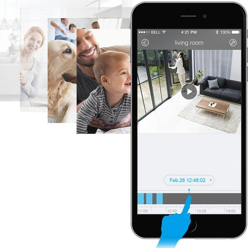 Clever Dog Mini WiFi Smart Camera