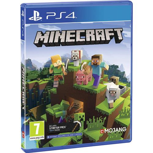 Minecraft Bedrock (Sony PS4)