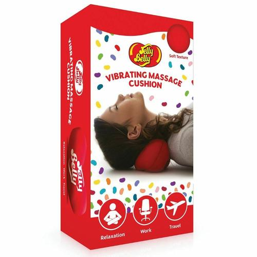 Jelly Belly Bean Vibrating Massage Cushion - Small