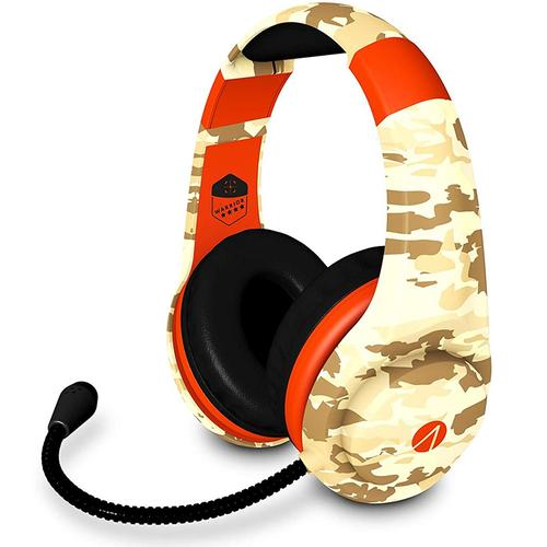 Stealth XP Warrior Multiformat Gaming Headset - Desert Camouflage