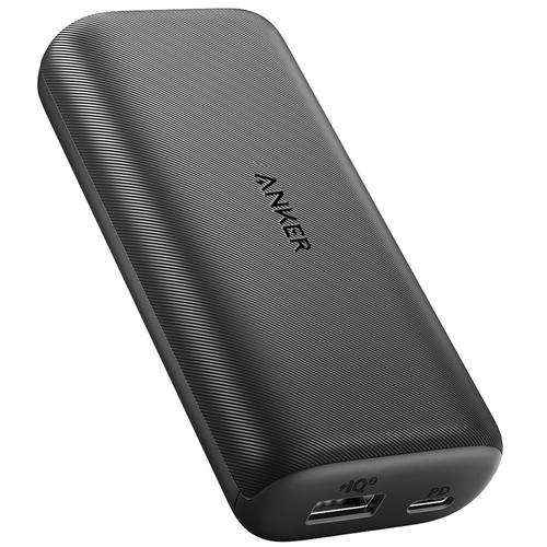 Anker PowerCore 10000mAh PD USB-C 18W Portable Power Bank - Black