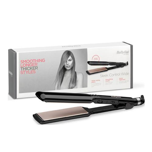 Babyliss Sleek Control Wide 235° Hair Straightener