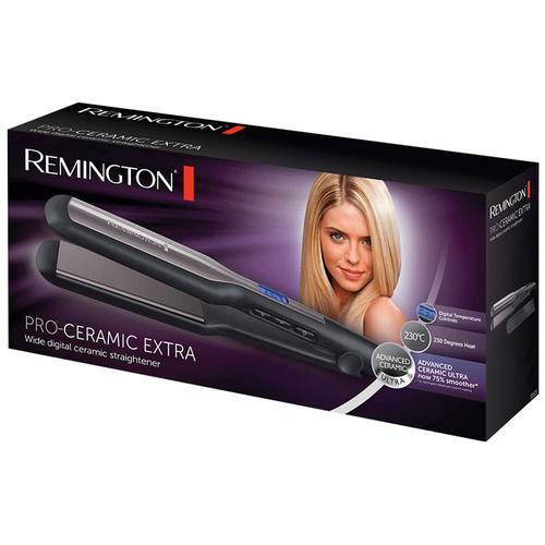 Remington Pro-Ceramic Extra Wide Hair Straightener