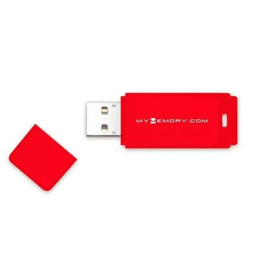 MyMemory 64GB 80MB/s USB 3.0 Flash-Laufwerk - Rot - 3er Pack