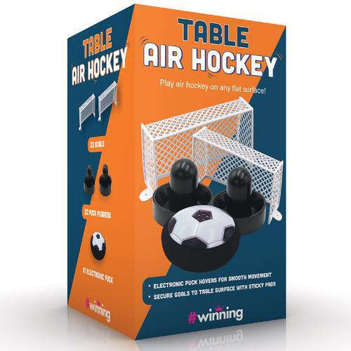 Table Air Hockey Set