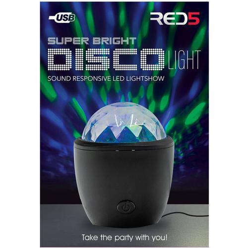Mini USB Disco Light