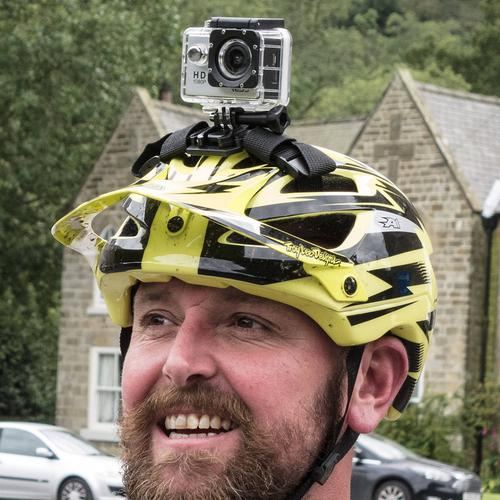 RED5 Action Camera HD Waterproof with 2.0-inch Screen