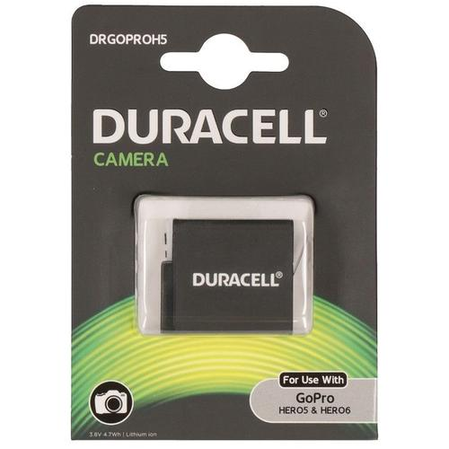 Duracell GoPro Hero 5/6 Rechargeable Battery