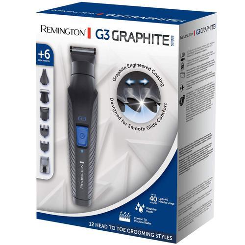 Remington G3 Graphoite Series PG3000 Grooming Kit