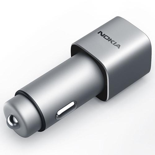 Nokia DC-801 Dual USB in-Car Qualcomm Quick Charger 3.0