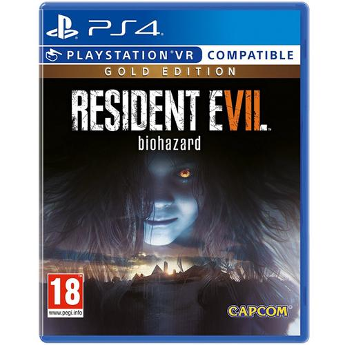 Resident Evil 7- Gold Edition (Sony PS4/PSVR)